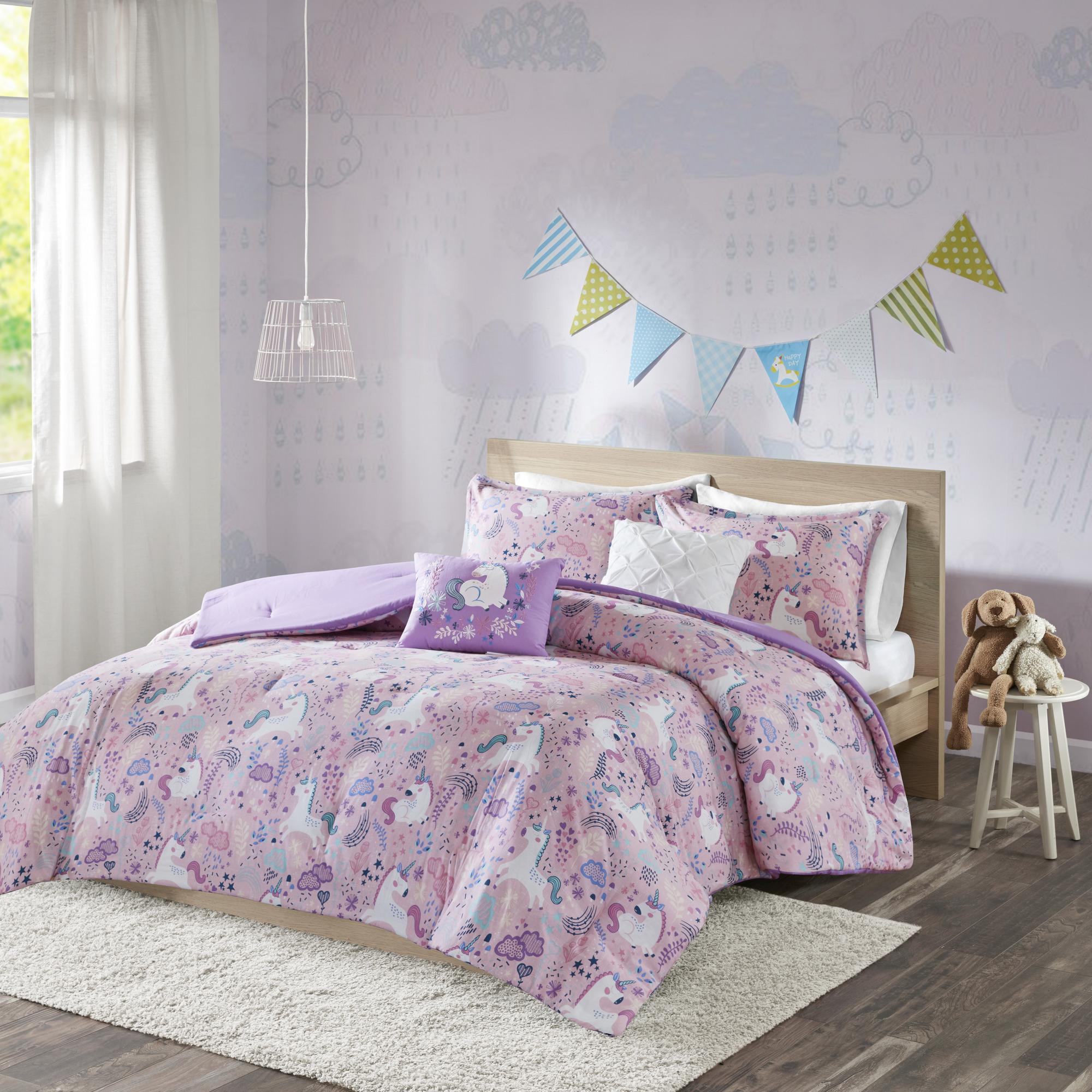 Home Essence Kids Laila Cotton Printed Comforter Set