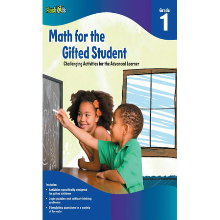 Math for the Gifted Student, Grade 1 : Challenging Activities for the Advanced - Halloween Riddles For Math