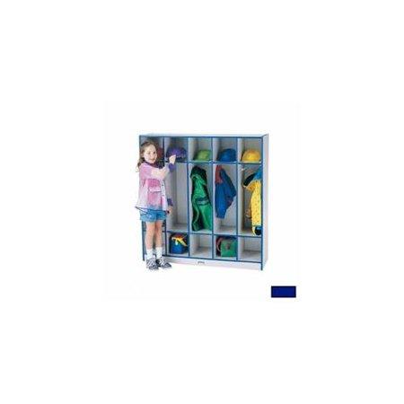 Rainbow Accents 2681JCWW003 5 Section Coat Locker,