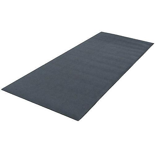 CAP Barbell Cap Solid PVC Mat for Treadmill (3' X 6.5-Feet)