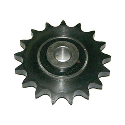 Double Hh Mfg 86116 Idler Sprocket, #50,  1/2-In. Bore, 15 Teeth
