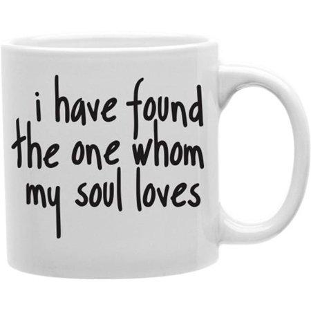 Imaginarium Goods CMG11-IGC-MYSOUL I Have Found The One Whom My Soul Loves 11 oz Ceramic Coffee Mug