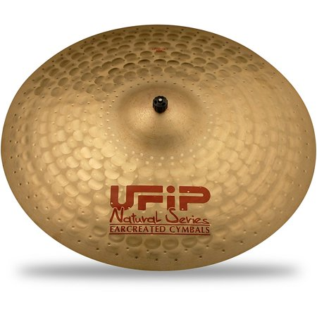 UFIP Natural Series Light Ride Cymbal 21 in.