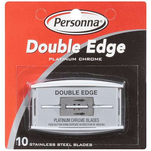 Personna Double Edge