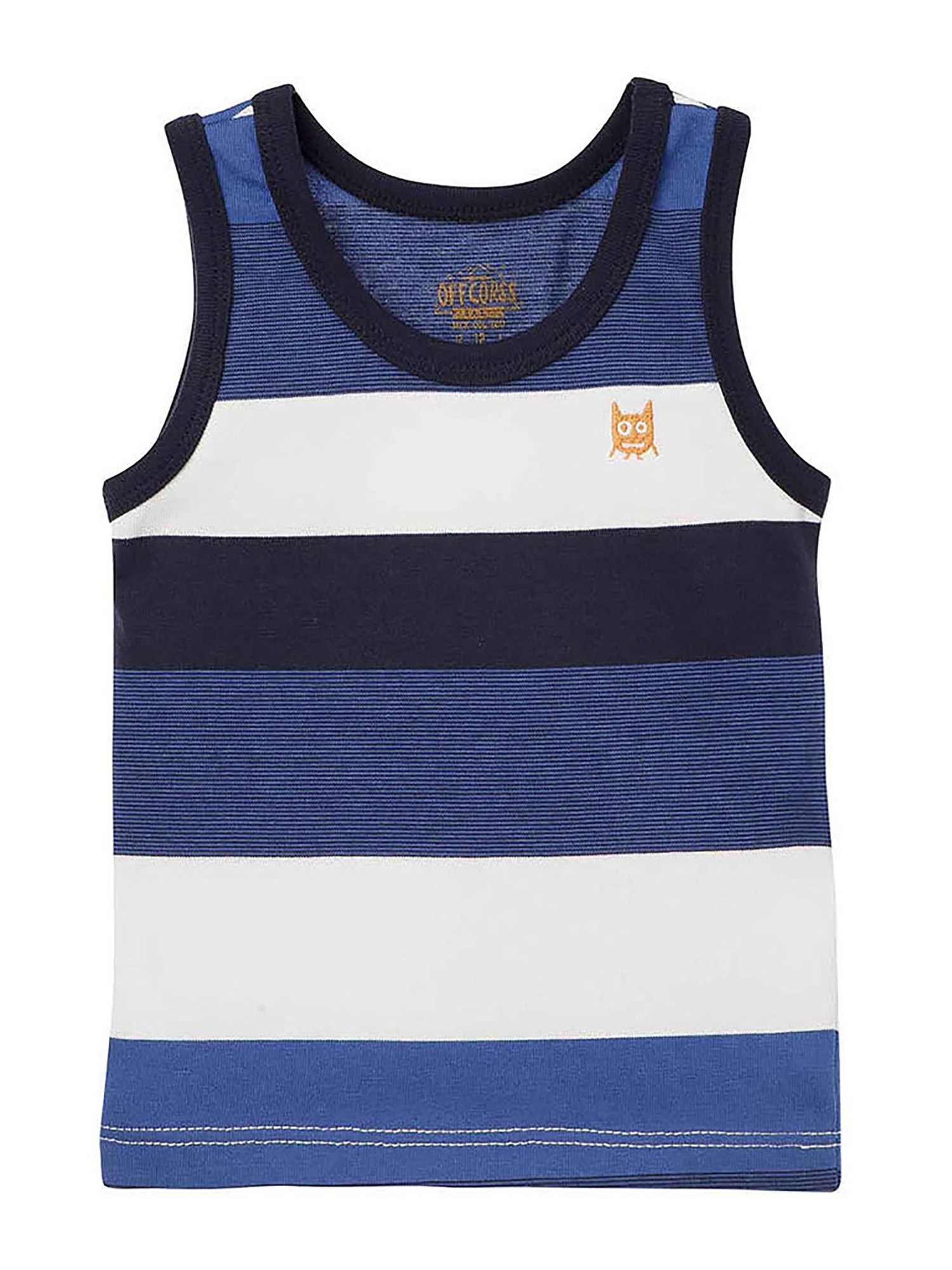 OFFCORSS Toddler Boy Colored Tank Tops Camisillas Boys Camisetas De Niños