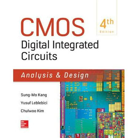 CMOS Digital Integrated Circuits Analysis &