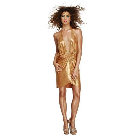 Adult 70s Disco Diva Sexy Costume