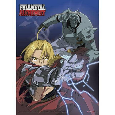 Fullmetal Alchemist - WallScroll