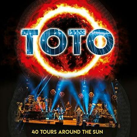 40 Tours Around The Sun (Empire Of The Sun Band Tour Dates)