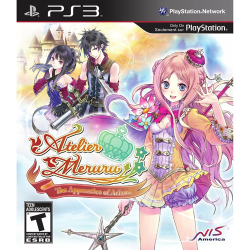 Atelier Meruru: The Apprentice of Arland Playstation 3 by TECMO