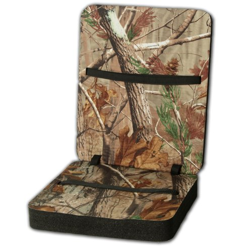 Realtree Deluxe Seat with Back