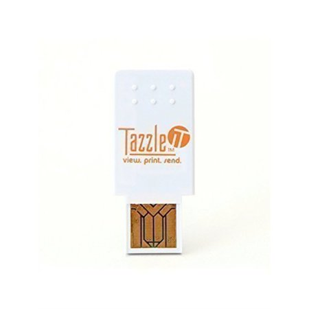tazzle it wireless file transfer device. file sharing and printing from android to pc, without