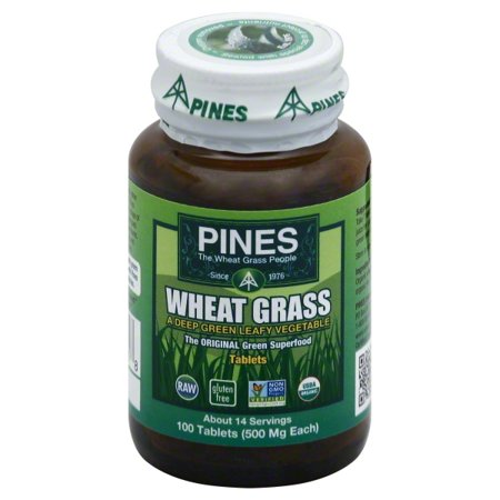 Green Kamut Wheat Grass - Pines Pines  Wheat Grass, 100 ea