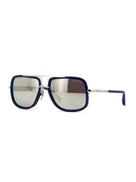 d76f840ce81 Product Image Dita Mach One Sunglasses DRX-2030J Titanium Blue   Silver  Flash Lens 59mm