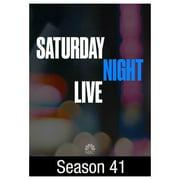 Saturday Night Live: Season 41 (2015) by