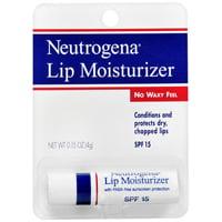 Neutrogena Lip Moisture Balm, Spf 15 - 0.15 Oz, 3 Pack