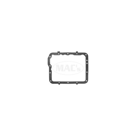 5 Speed Transmission Case (MACs Auto Parts Premier  Products 58-28338 -60 Edsel Transmission Pan Gasket - Cruise-O-Matic 3 Speed Medium Case Transmission - Except 410 V8 )