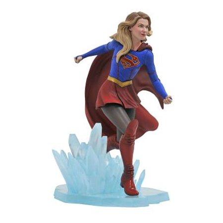- Diamond Select Toys DC Gallery: Dctv Supergirl Pvc Vinyl Figure