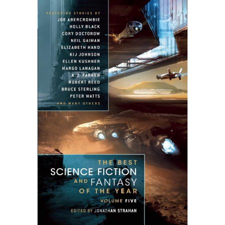 Best Science Fiction & Fantasy of the Year: The Best Science Fiction and Fantasy of the Year Volume 5