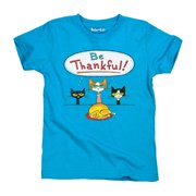 Pete the Cat Be Thankful! TODDLER SHORT SLEEVE TEE