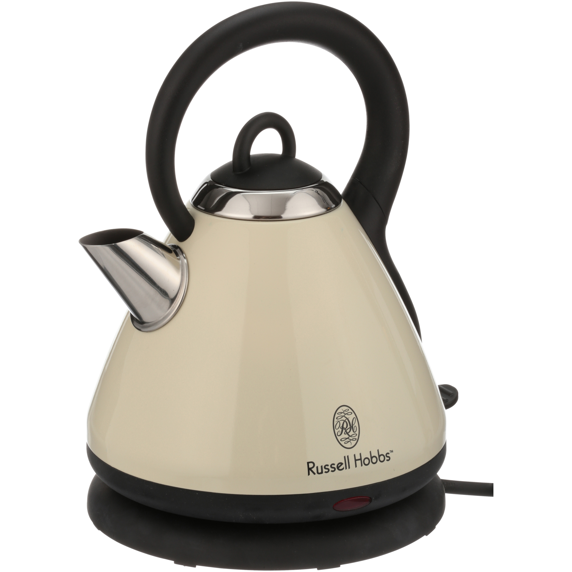 Russell Hobbs 1.8L Stainless Steel Electric Cordless Kettle, KE9000CR