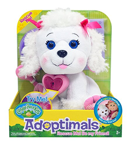 Cabbage Patch Kids Adoptimals Princess the Glamour Poodle by Wicked Cool Toys (Domestic)