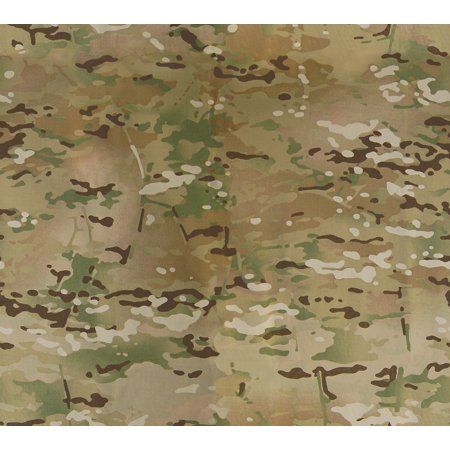 500 Denier Coated MIL-Spec CORDURA® Nylon Fabric - MultiCam Camo