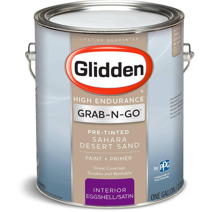 Glidden High Endurance Grab N Go Interior Paint And