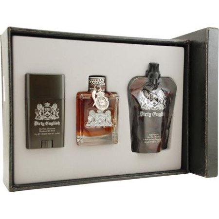 - DIRTY ENGLISH by Juicy Couture for Men 3 PC. Gift Set