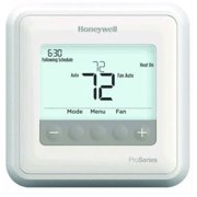 Honeywell Home Th4110u2005 T4 Pro Programmable Thermostat For Up To 1 Heat/1 Cool Heat