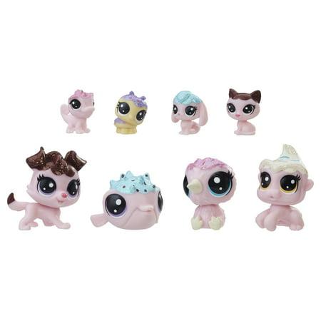 Littlest Pet Shop Lps Sc Friends Pack - Littlest Pet Shop Toys At Walmart