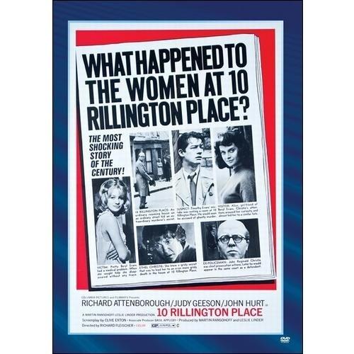 10 Rillington Place (Widescreen)