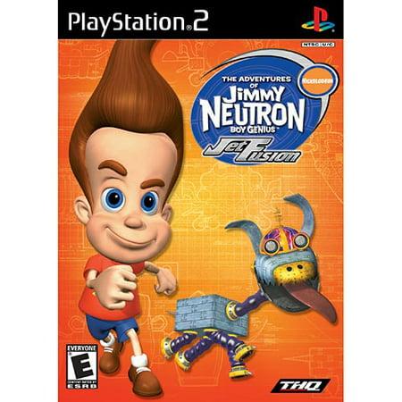 Jimmy Neutron Gba (Jimmy Neutron Boy Genius: Jet Fusion (Playstation)
