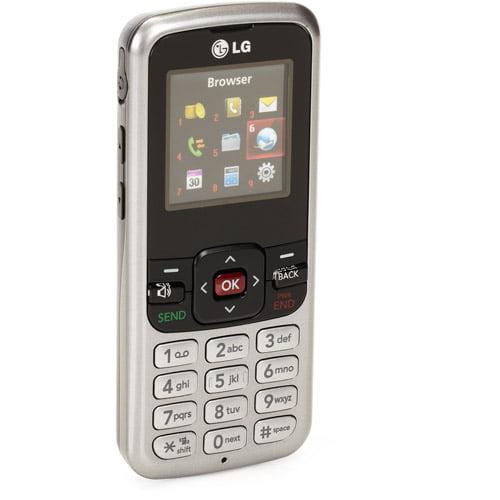Straight Talk Prepaid LG 100C