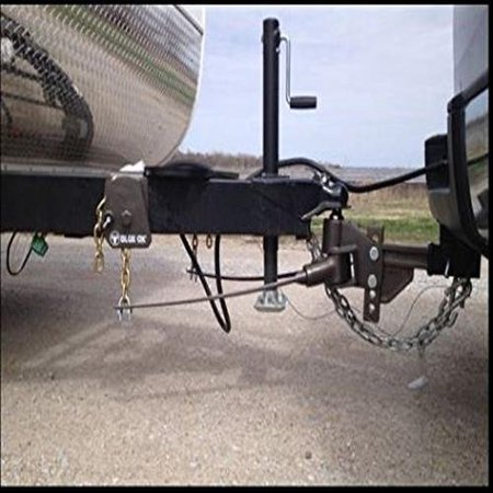 Blue Ox BXW1000-S Swaypro 1000 lb 9-9 RCVR Hitch