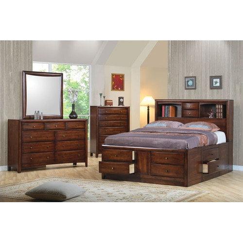 Bundle-24 Wildon Home   Hillary Storage Platform Customizable Bedroom Set (2 Pieces)
