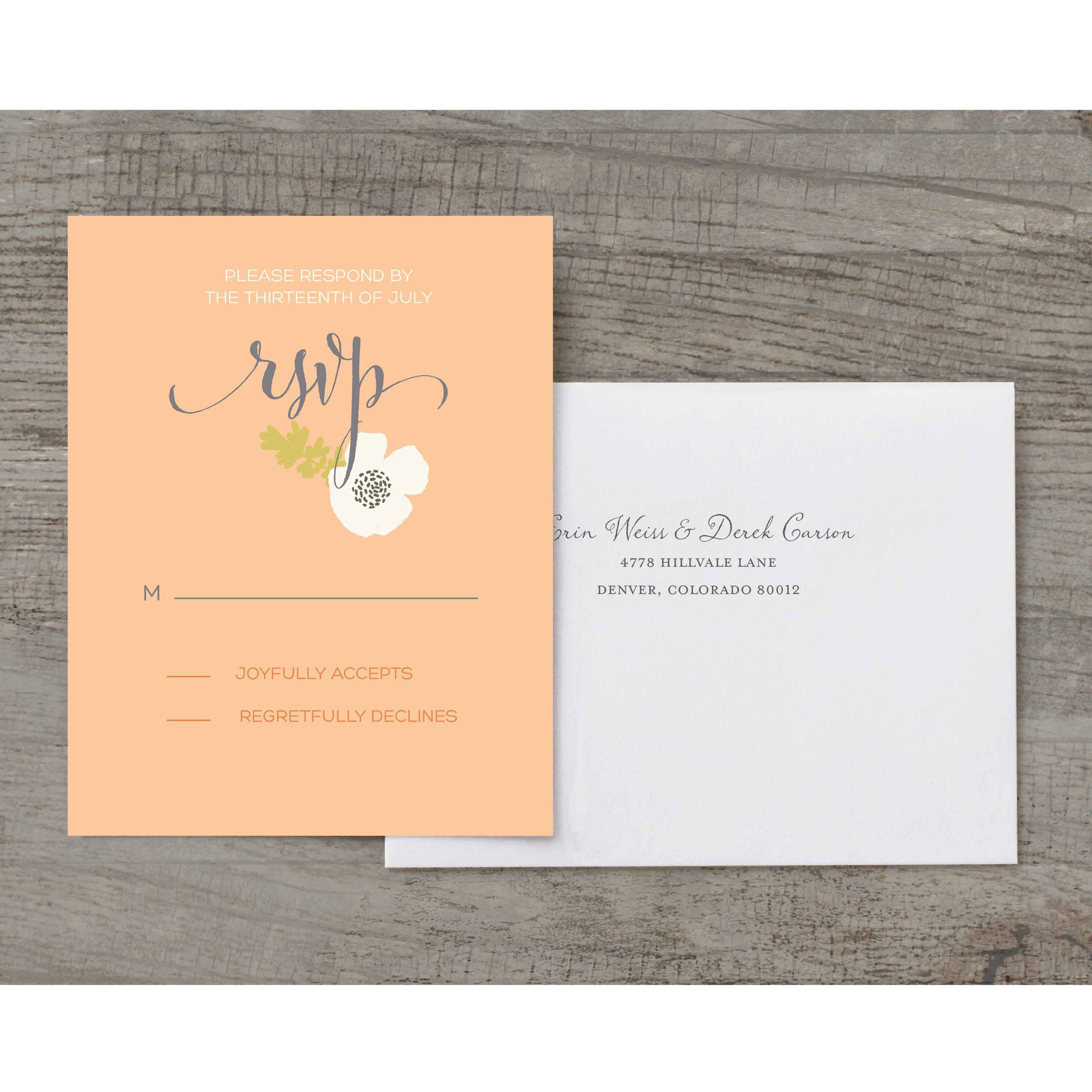 Getting Married Deluxe RSVP