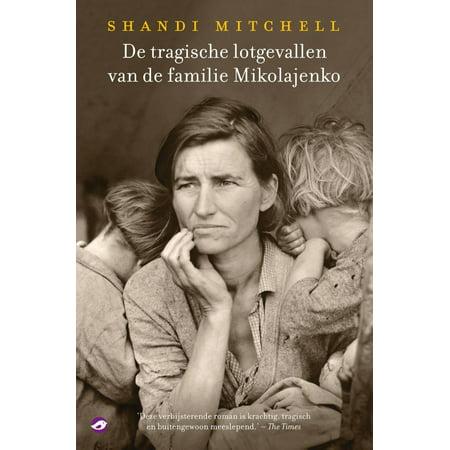 De tragische lotgevallen van de familie Mikolajenko - eBook (Familie Sonnenbrille)