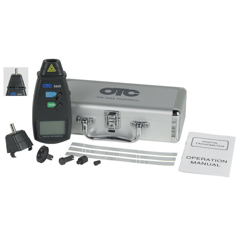 OTC Tools & Equipment 3665 Phototach (Contact/Non-Contact)