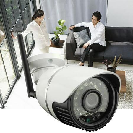 HD 720P Wireless IP Camera Wifi 24 IR LEDs Outdoor Security Waterproof CCTV IP Camera Night Vision