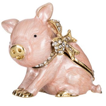 Pig Jewelry Box Gift Decoration for Room](Gift Boxes For Jewelry)