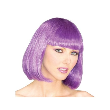 Purple Katy Perry Wig (Purple Super Model Wig Rubies)