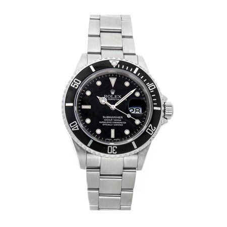 Pre-Owned Rolex Submariner 16610 Watch