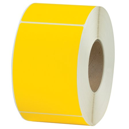Select Thermal (Shoplet select Yellow Thermal Transfer Labels SHPTHL130YW)