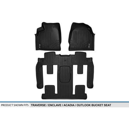 Maxliner A0043 B0044 Maxfloormat All Weather Custom Fit Floor Mats