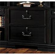 Samuel Lawrence Lexington 2 Drawer File Cabinet in Black