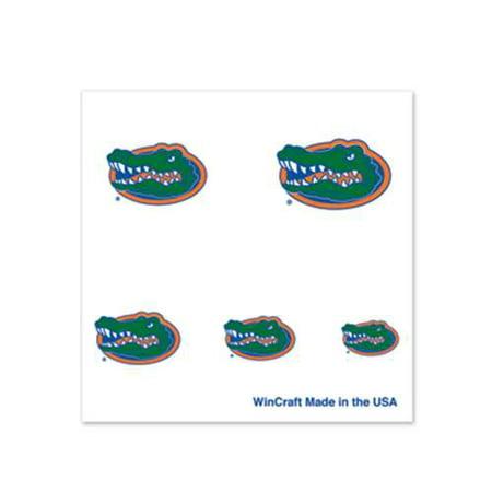 Florida Gators Fingernail Tattoos - 4 Pack - Alligator Tattoos