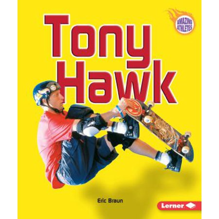 Tony Hawk (Photograph Tony Hawk)