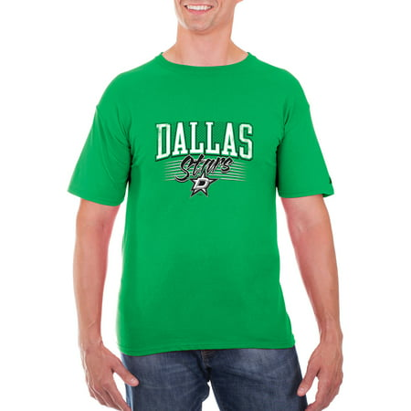 NHL Dallas Stars Men's Classic-Fit Cotton Jersey - All Star Vintage Jersey