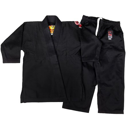 f9353ca13b0a Fuji All Around BJJ Kids Gi (Single Weave) - Walmart.com